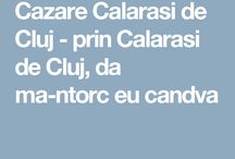 Cazare Calarasi de Cluj