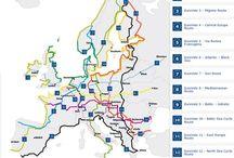 Biking Europe