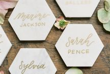 place cards inspiration