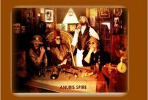Music - Anubis Spire / Great alternative Rock Music by the band Anubis Spire