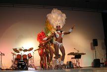 Capoeira und Samba / Tolle Events finden regelmässig im Emmen Center statt. Es gibt heissen Rhythmus, tolle Outfits und tänzerisches Können. Mehr Infos unter http://www.emmencenter.ch/events