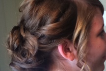 hairstyles I've done / by Amber Johnson