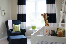 Baby Rankin Room / Room and decor ideas for baby's room  / by Kate Kearney