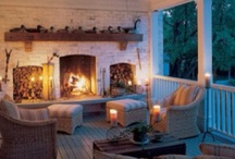 Home: Porches, Patios & Decks / by Kacy Michelle