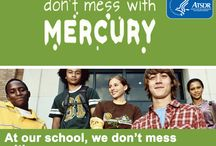 Don't Mess With Mercury / by Centers for Disease Control and Prevention