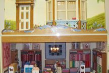 Miniature stores and shops / Stores and shops in 1 inch to 1 foot scale in the Museum of Miniature Houses