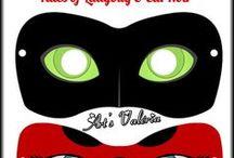 Fekete macska és Katicabogár