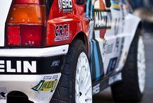 rallye cars