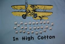 Air tractor t-shirts / In High Cotton