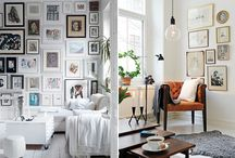 Home decor / Home decor ideas for decorating and organizing a cozy apartment on a budget in a simple, bohemian and modern style