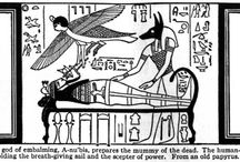 Egyptian Empire / by Vanessa Sperling