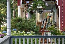 porches / by Debra Taylor