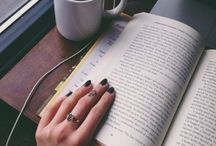 My Ideal Day / Nothing better than a day at home with a good book and a cup of coffee.