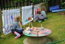 bahçe etkinlikleri