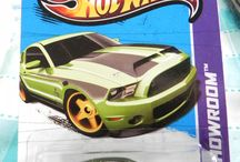 Ford Shelby GT500 Super Snake Hot Wheels