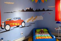Landon's Room / by Holly Bright