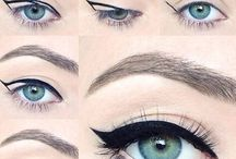 Oční stíny