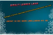 direct lender loan