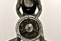 Fitness - Get in shape girrrrrlll / by Elizabeth