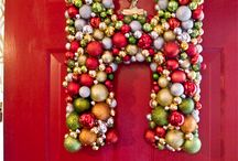 Christmas decor  / by Olivia Keen