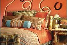 rustic decorating ideas / by Sharon Graham