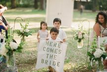 Wedding Ideas for Danielle & James / 9th May