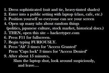 Hacking [ don't put anything else in this ]