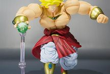 Dragon Ball Z Merchandise / The most awesome Dragon Ball Z merchandise in the world!