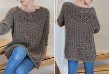crochet oversized jerseys