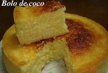 Bolos e Delícias / Sobremesas e bolis tortas