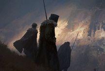 Fantasy- Vandrerne