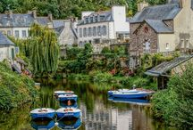 À visiter Bretagne ( Belgique ) Normandie