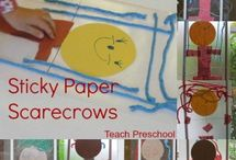 Scarecrows Theme / by Christine Davis