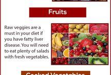 Liver detox/ foods