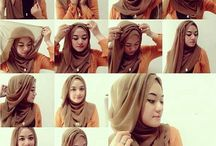 Hijab Style #beautiful / mode hijab