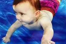 Baby swimming news / Babies In The News