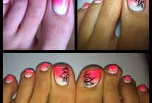 Nails ;) / by Lila Bown