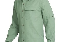 Seersucker long sleeve shirts