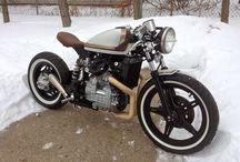 Motorcycles & 2 wheel art