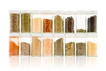 Food - Seasonings etc