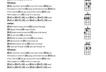 songs chords