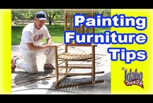 How To Paint Furniture / by The Idaho Painter