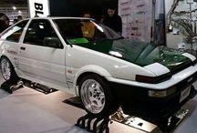 DRIFT CAR-AE86