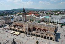 Kraków / Cracow / Cracovia