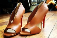 shoes / by Patricia Cameron