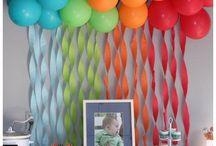 Ideas de Cumpleaños Mellis! :)