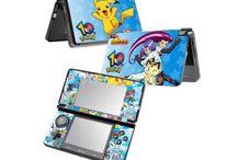 Skin sticker 3DS