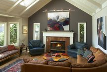 living room / by Judy Stannebein