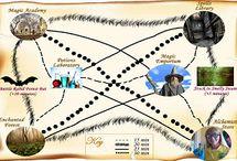 Edukacja 1-3 (narracja magiczna)/ wizard themed lessons