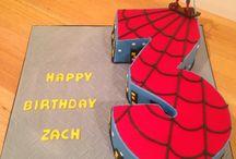 Kake til bursdag